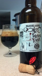 Better From The Barrel: Flying Dog Gonzo Imperial Porter