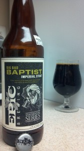 Epic Big Bad Baptist Releases 1, 3, and 4