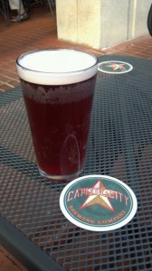 Capitol City Brewing Company Cherry Blossom Ale