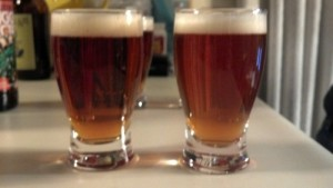 Bell's Hopslam Vertical, Nugget Nectar Vertical, and The Criticism