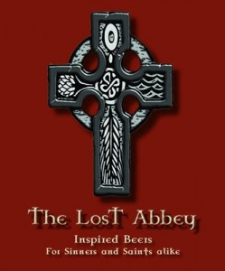 Lost Abbey Label Artwork