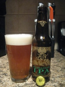 Budget/Nonbudget Showdown: Stone IPA vs. Stone Ruination IPA