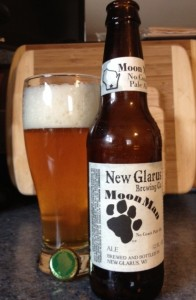 New Glarus Brewing Company&#8217;s Moon Man No Coast Pale Ale