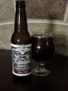 Kuhnhenn Brewing Co. Bourbon Barrel Aged Barley Wine