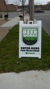 Community Beer Works – Buffalo, NY