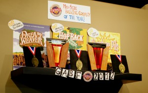 Tröegs: Cleaning up at GABF