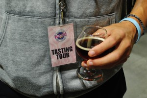 Tregs Brewery Tasting Tour