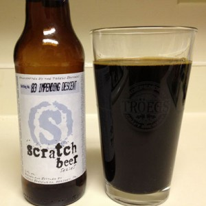 Tröegs Scratch #83 – ¿Impending Descent? Ale