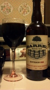 Better From The Barrel: Hardywood Gingerbread Stout
